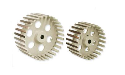 Gurtscheiben | Stabtrommeln | Flachriemenscheiben: Drive pulleys